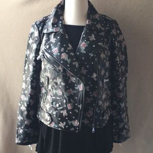 Rebecca Minkoff leather jacket NWT